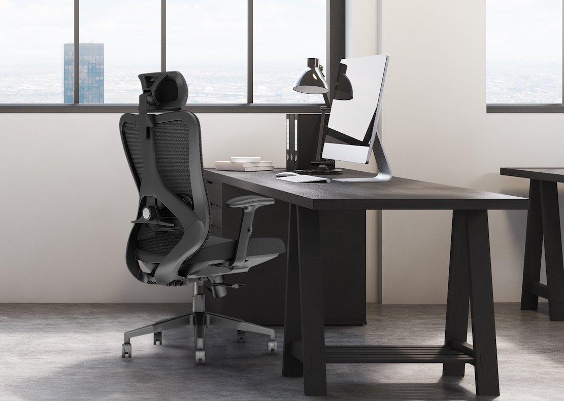 Defy Desk high back office chair